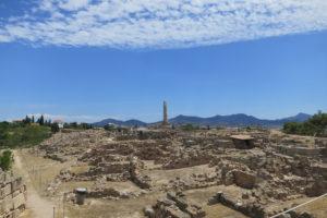 Archaeological Site of Kolona aegina