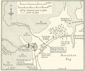 Fighting for Athens: the Battle of Marathon