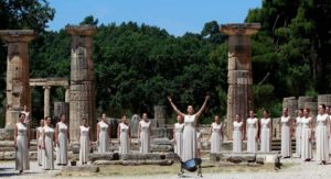 Ancient Olympia Greece Ancient Olympia Greece