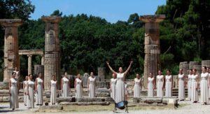 Ancient Olympia Greece Ancient Olympia Greece