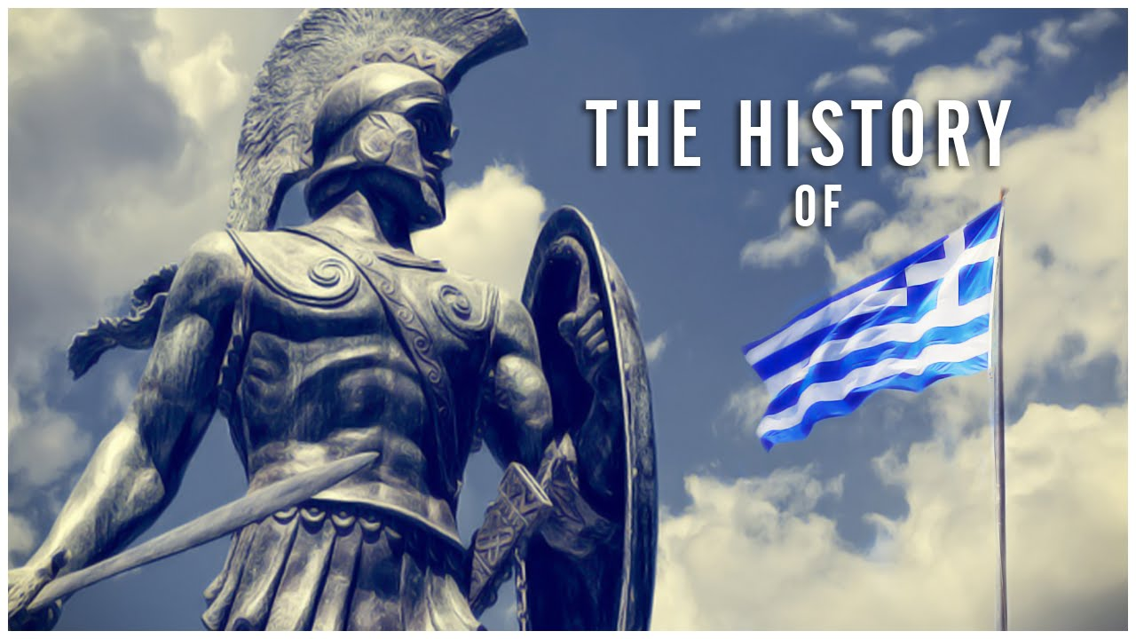 Chronological history of Greece