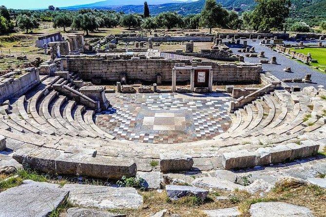 Theatre in Ancient Messene