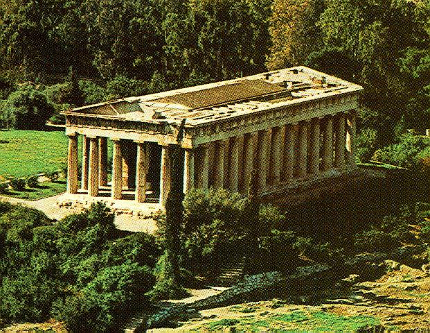 Thisseion temple