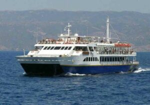 1 day cruise from Athens